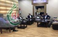 سفير الجمهورية الإسلامية الإيرانية بدمشق يثني على صمود الشعب السوري ويؤكد لوزير النقل أن سورية وإيران يداً واحدة في مكافحة الإرهاب