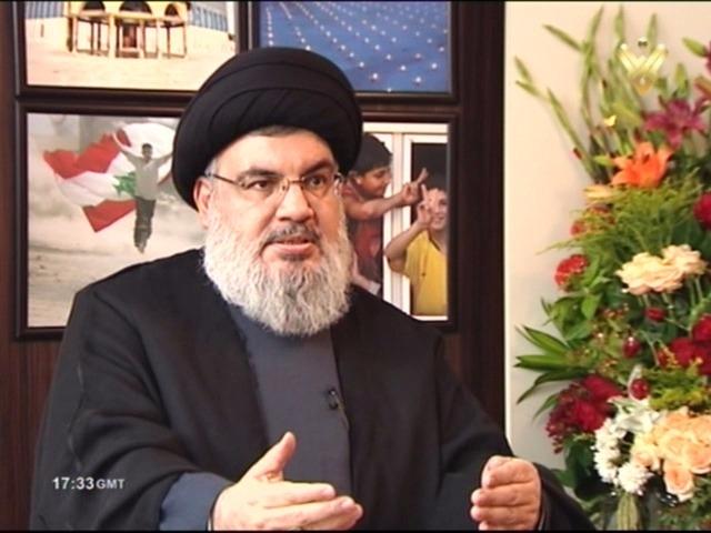 السيد نصر الله في لقاء خاص على المنار : سننتصر في حال حصلت حرب علينا