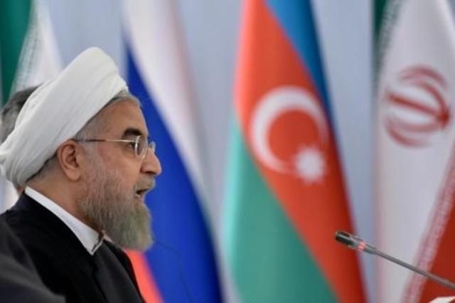 روحاني يدعو العالم الاسلامي الى
