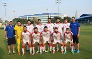 الاولمبي السوري إلى الصين استعدادا لنهائيات آسيا تحت 23 عاماً