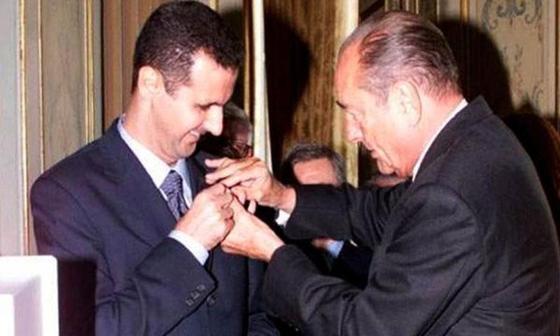 دمشق تعيد وسام