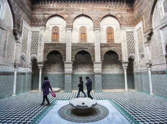 600 مسجدٍ صديقٍ للبيئة في المغرب.