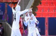 إيران تتأهل لنهائي كأس آسيا لكرة الصالات 2018