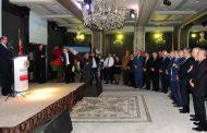 السفير الإيراني في سورية جواد تركآبادي يشارك بالعيد الوطني ويوم الحرية لجمهورية جنوب أفريقيا