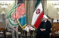 روحاني: ايران مستعدة لتقديم العون الى افغانستان في محاربة الارهاب