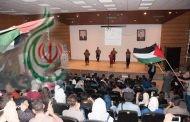 جمعية الصداقة الفلسطينية الإيرانية تشارك في مهرجان خطابي بمناسبة يوم الأسير الفلسطيني