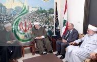 جبهة العمل الإسلامي في لبنان : تستقبل وفد وزارة الأوقاف السورية