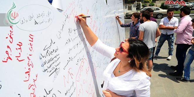 الحلم السوري .. أوبريت يجسد صمود السوريين في وجه الإرهاب