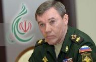 رئيس الأركان الروسي يبحث هاتفيا مع نظيره الأمريكي الأزمة في سورية