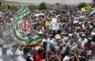 الإيرانيون في مسيرات يوم القدس العالمي : استمرار دعم الشعب الفلسطيني حتى تحرير أرضه