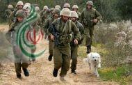 تدريب عسكري في مقر قيادة جيش العدو الصهيوني في تل أبيب