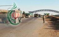 وانتصر الجيش العربي السوري والعلم الوطني يعانق السماء ومعبر نصيب الحدودي يعود لحضن الوطن بعد ثلاث سنوات