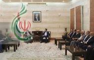 رئيس مجلس الوزراء السوري يبحث مع الحاج حسن سبل فتح آفاق جديدة للتعاون الاقتصادي والصناعي بين سورية ولبنان