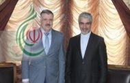السفير الإيراني بدمشق جواد تركآبادي يؤكد لوزير الكهرباء أن دعم إيران لسورية هو دعم الصمود ضد العدوان و نصرة قضايا الحق