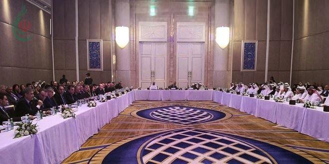 انعقاد ملتقى القطاع الخاص السوري الإماراتي في أبوظبي