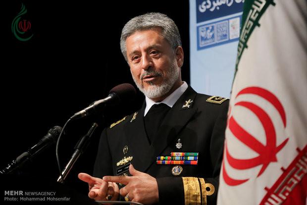 مساعد القائد العام للجيش الايراني : عقيدتنا العسكرية دفاعية وردعية