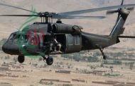 الحشد الشعبي : الأميركان قاموا بنشر  طائرات أباتشي القتالية على الحدود العراقية السورية