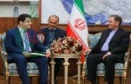 جهانغيري يلتقي السفير عدنان محمود و يجدد وقوف إيران إلى جانب سورية في مكافحة الإرهاب