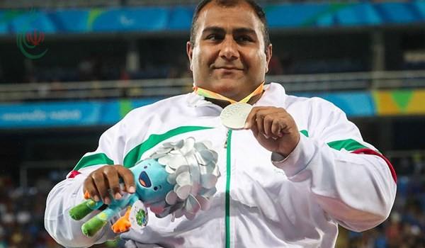 ايراني يحرز الذهبية الرابعة ببطولة فزاع الدولية لالعاب القوى