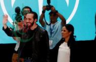 نجيب بوكيله فلسطيني يفوز بالانتخابات الرئاسية في السلفادور