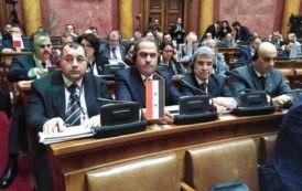 سورية تشارك في اجتماع الجمعية البرلمانية للبحر الأبيض المتوسط