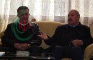 السفير اليمني بدمشق نايف القانص يلتقي وفد تحالف قوى المقاومة الفلسطينية