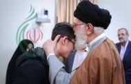 إشادة الإمام الخامنئي بلاعب الشطرنج آرين غلامي الذي قاطع المباراة مع الكيان الصهيوني