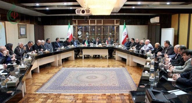 رضا رحماني لوفد رجال الأعمال السوريين : لا حدود لتعزيز العلاقات الإيرانية السورية