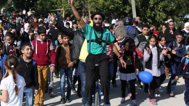 الاتحاد الأوروبي يعزز الهوية الفلسطينية الإيجابية ويقرب الفلسطينيين من ثقافتهم