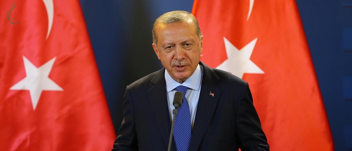 أردوغان لـــ نتنياهو : لو بحثنا عن ظالم في العالم فسيكون أنت