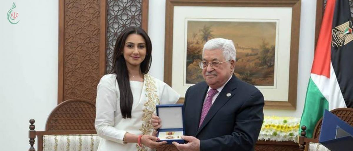 الفنانة البحرينية هيفاء حسين تصف الأقصى بـ