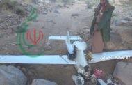 الجيش اليمني يسقط طائرة تجسس تابعة للعدوان السعودي في جيزان