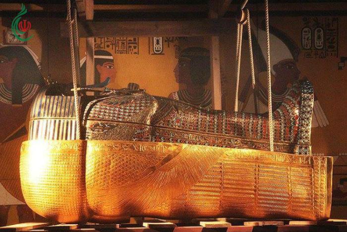 مصر تفتح مقبرة الكنر .. للملك الفرعوني