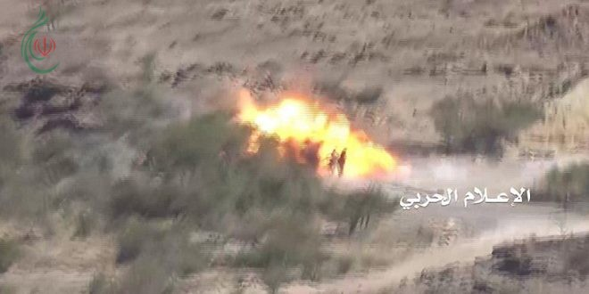 مقتل عدد من جنود النظام السعودي ومرتزقته في نجران وعسير