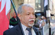 """الدكتور سعيد الشهابي : قضية """"المستشار المصري"""" ستذهب وستستمر الطائفية ما دام نظام آل خليفة قائماً"""