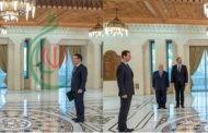 الرئيس الأسد يتقبل أوراق اعتماد سفيري الهند والبرازيل لدى سورية