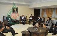 نائب وزير الخارجية السوري خلال لقائه وفد المجلس الأعلى للكنائس في فلسطين : نقف إلى جانب الفلسطينيين لاستعادة حقوقهم