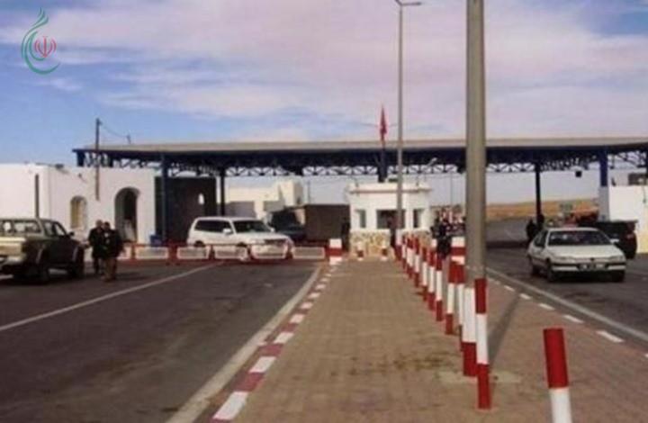تونس تضبط أسلحة ينقلها فرنسيون على الحدود التونسية الليبية