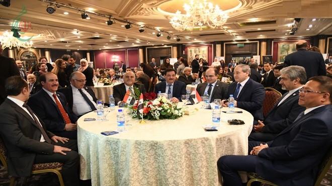 بحضور السفير الإيراني بدمشق : ملتقى التبادل الاقتصادي العربي يوصي بكسر الإجراءات الاقتصادية القسرية المفروضة على الشعب السوري