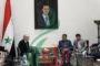 نائب رئيس مجلس الشعب السوري نجدت أنزور لوفد جمعية الصداقة البرلمانية الإيرانية الفلسطينية : دور إيران مهم في دعم سورية