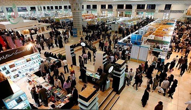 ألفين و400 ناشر و 300 ألف عنوان و 800 ناشر أجنبي و 137 ألف كتاب يشارك في معرض طهران الدولي للكتاب في دورته الثانية والثلاثين