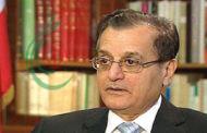 الوزير اللبناني عدنان منصور يدعو إلى تنسيق الجهود لعودة المهجرين السوريين إلى بلدهم