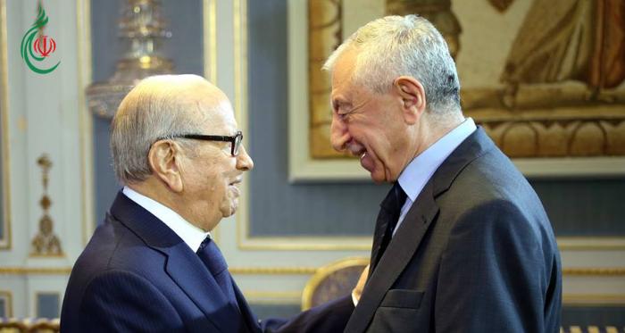 نايف حواتمة الأمين العام للجبهة الديمقراطية لتحرير فلسطين ضيفاً على المؤتمر التأسيسي لحزب القطب – تونس