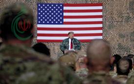 استراتيجية ترامب تحوّل العراق إلـى سـاحة معركة للتنافس الأميركي ـــ الإيراني