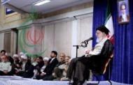 الإمام الخامنئي : المقاومة خيار الشعب الإيراني و سينتصر