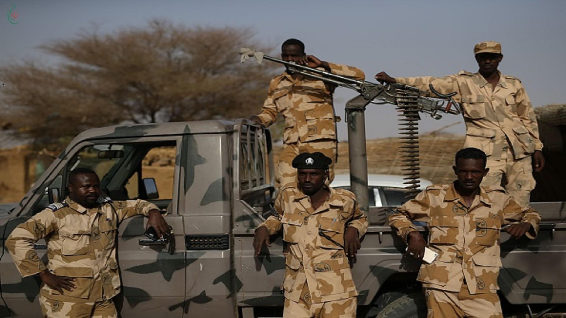 صحيفة سودانية : الإمارات تحاصر جيشنا في اليمن