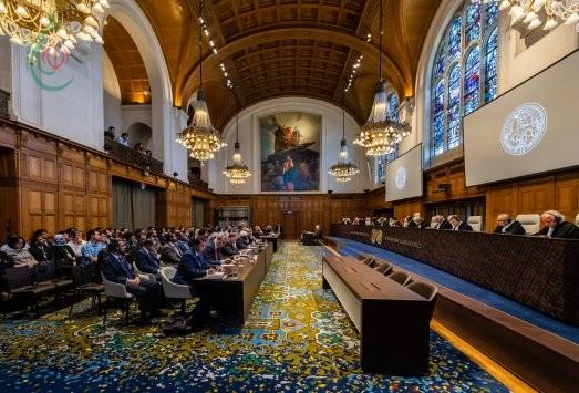 محكمة العدل الدولية تختتم جلسات اليوم الثاني للنظر في طلب سحب الشكوى القطرية