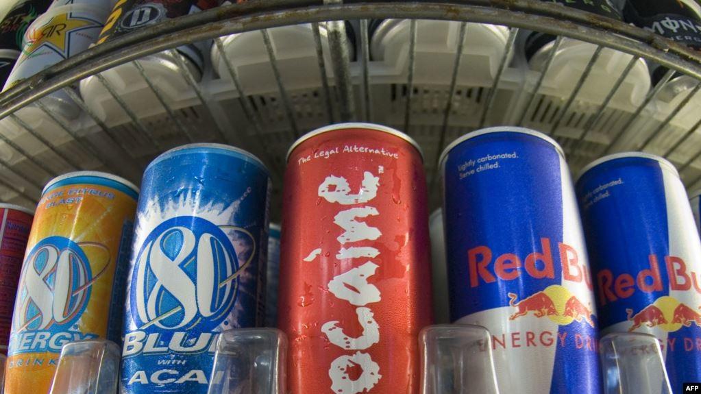آثار مرعبة لمشروبات الطاقة
