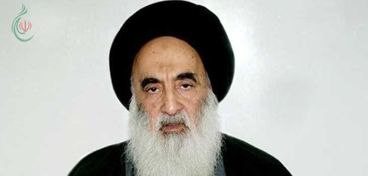 السيستاني دعا العراقيين للحياد في الصدام بين إيران وأميركا