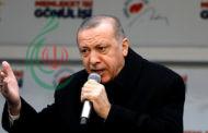 الرئيس التركي يهنئ أوغلو بفوزه برئاسة بلدية إسطنبول